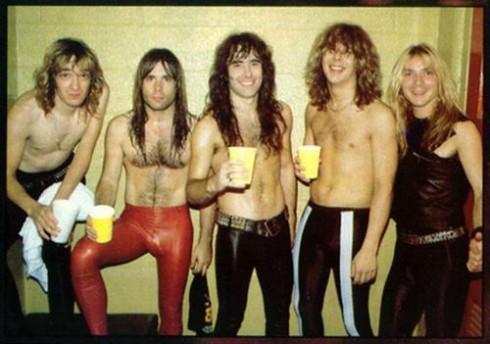 Iron Maiden - Elkészült az Iron Maiden új albuma