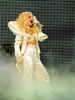 Lady GaGa - Lady Gaga: 'Majd akkor pihenek ha már meghaltam'