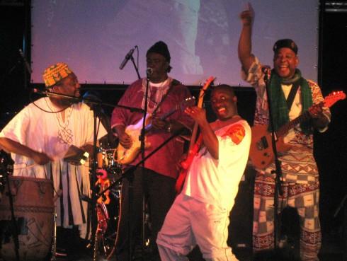 Osibisa - Sunshine Day az Osibisával a Stargardenben