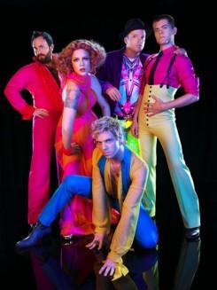 Scissor Sisters - Elton John vétójoga