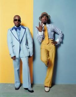 Big Boi - Jamie Foxx, Gucci Mane az új Big Boi Albumon