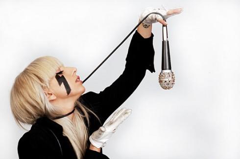 Lady GaGa - Lady Gaga, a Facebook rekorder