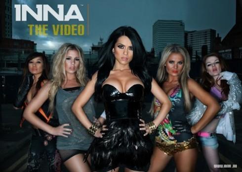 Inna - Inna ismét új klipet készített