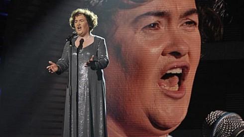 Susan Boyle - Susan Boyle tehetségeket kutat