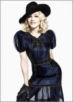 Madonna - Fél év alatt a Föld körül