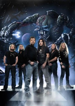 Iron Maiden - Iron Maiden: The Final Frontier (EMI)