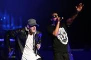 Jay-Z - Eminem és Jay-Z közös fellépése New York-ban