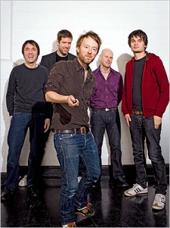Radiohead - Kukába a dalokkal