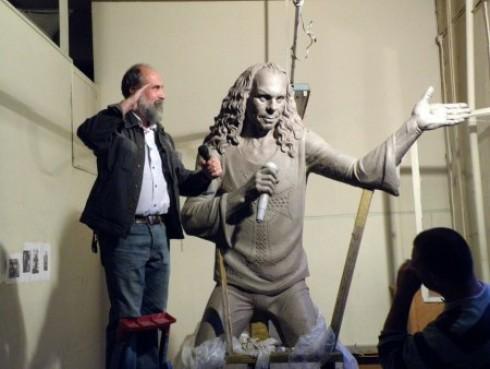 Black Sabbath - Szobrot állítanak Dio emlékére