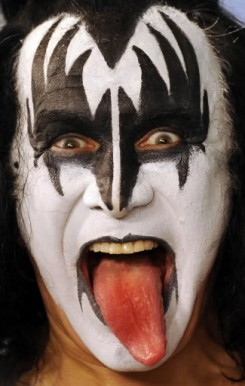 Kiss - Gene Simmons:
