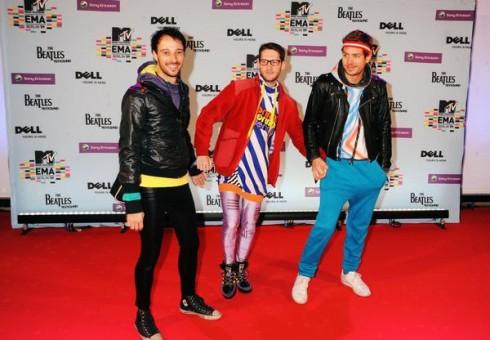 MTV Europe Music Awards - Újabb The Kolin-siker