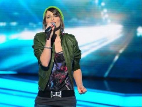 X Factor - Domokos Fanni az X Faktor második kiesője