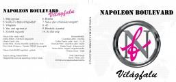 Napoleon Boulevard - Dupla premier a Dunán