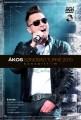 Ákos - Dupla DVD-vel támad Ákos
