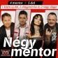Válogatás - Válogatás: Négy mentor /újságmelléklet Maxi CD/ (Sony Music)
