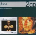 Ákos - Ákos: Test/Indiántánc /2CD/ (Sony Music)