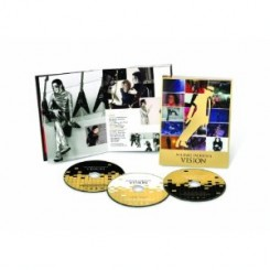 Michael Jackson - Michael Jackson: Michael Jackson's Vision /3DVD/ (Sony Music)