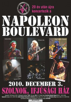 Napoleon Boulevard - A Napoleon Boulevard Sience Fiction rajongó lett.