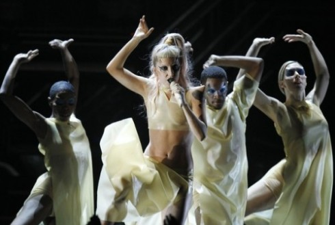 Lady GaGa - Megérkezett a várva várt Lady Gaga klip