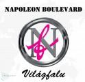 Napoleon Boulevard - Játssz együtt az NB-vel és Szerkeszd meg lemezbemutató koncertjüket.
