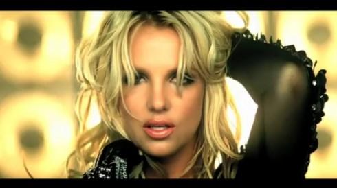 Britney Spears - Britney Spears bemutatta legújabb videoklipjét