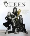 Queen - Queen életrajzi könyv rengeteg fotóval!