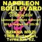 """Napoleon Boulevard - Itt az idő, gyere az NB """"Világfalu"""" lemezbemutató koncertjére!"""
