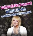 Erica C. Dance Stars - 25 év után koncertre készül Zoltán Erika