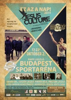 Jesus Culture - Jesus Culture az Arénában!