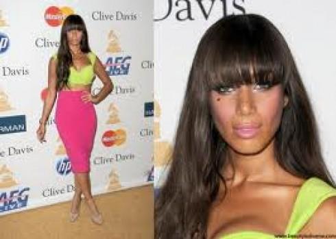Leona Lewis - Leona Lewis állatira nem viccel