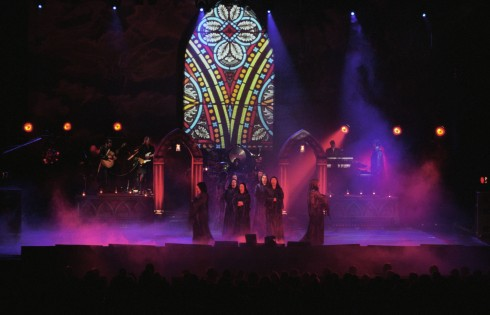 Gregorian-Master Of Chant - Könnyűzene – középkori dallamokkal vegyítve