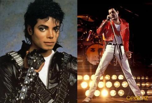 Queen - Mercury és Jackson – duettek