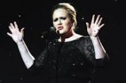 Adele - A Rolling In The Deep az év dala