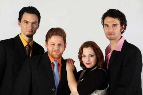 Fourtissimo - Fourtissimo – crossover zenei kavalkád magyar slágerekkel