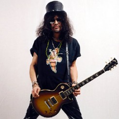 slash - Már Slash-nek is van csillaga