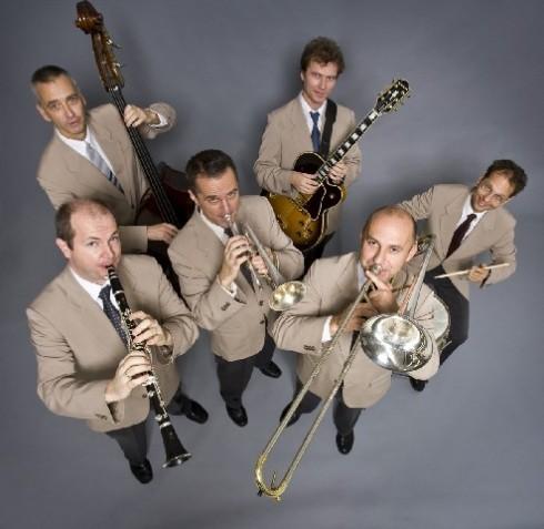 Hot Jazz Band - Swing, dixieland, ragtime Siófokon