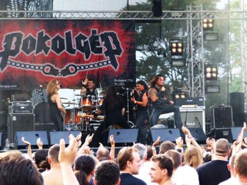 Fesztivál - FEZEN 2012 - beszámoló a második napról