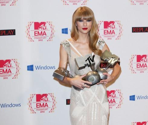 MTV Europe Music Awards - Amerikaiak diadala Európa zeneünnepén