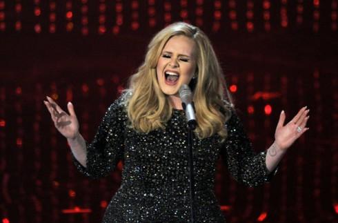 Adele - A Skyfall a legjobb filmzene