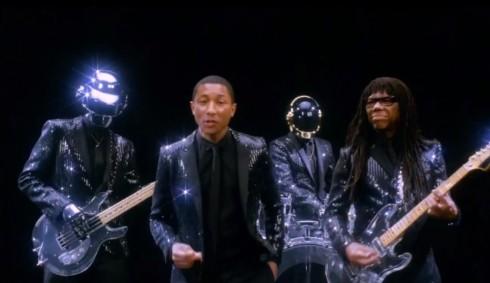 Daft Punk - Get Lucky – a nyár slágere