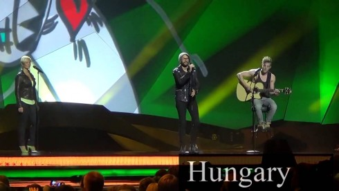 Eurovíziós Dalfesztivál - Magyar öröm, dán győzelem