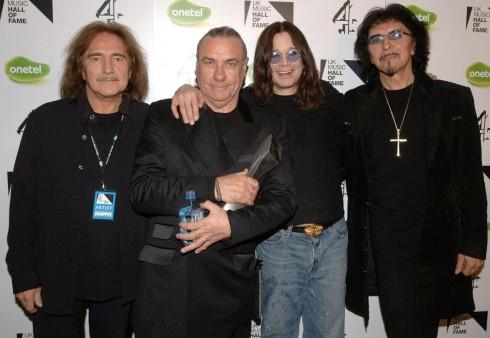 Black Sabbath - Pokolból a mennybe