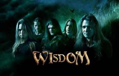 WISDOM - Wisdom - A bölcsek új lemeze!