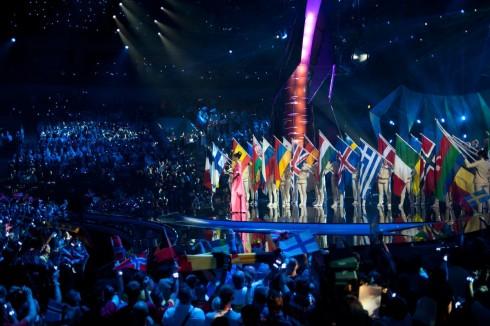 Eurovíziós Dalfesztivál - Eurovíziós dalok a brit listán