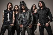 slash - Slash és bandája novemberben ismét Budapestre látogat