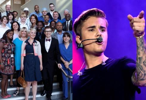 Listamustra - Justin Bieber lemondott a trónról