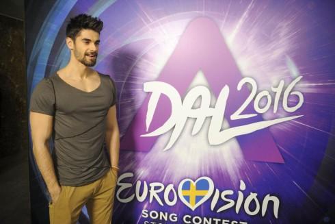 Eurovíziós Dalfesztivál - Freddie megy Stockholmba