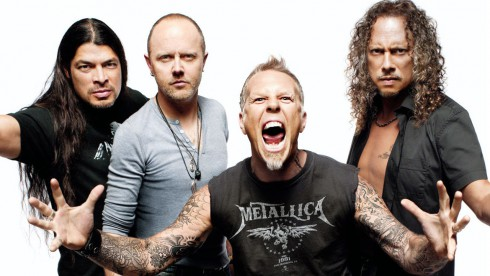 Metallica - Célegyenesben a nagylemez munkálatai
