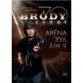 Bródy János - Bródy János: Lesz még egyszer... Aréna, 2016. április 19. /DVD+2CD/ (GrundRecords)
