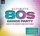 Válogatás - Válogatás: Ultimate 80s Dance Party /4CD/ (Sony Music)